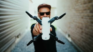 TINIEST DRONE BUT Is It ANY GOOD??? - DJI Spark Review