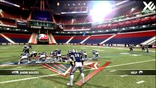 Backbreaker Football - Demo Gameplay - Training Camp HD