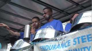 Steel Band on the Road London 2012
