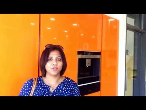 Ar. Kajal Gupta visits LUXUS Bangalore showroom