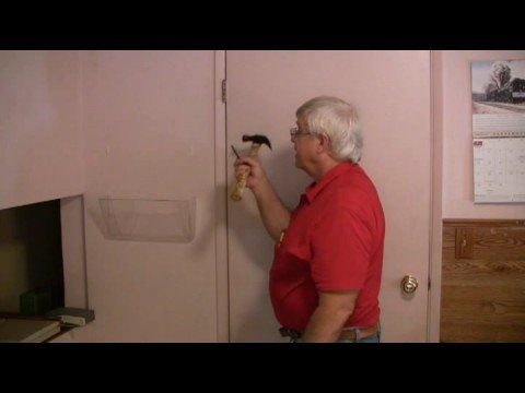How to fix a sticking door. Incredible tip, and a pleasure to watch