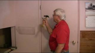 How to Fix a Sticking Door