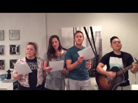 Jesus I Need You - Hillsong Worship (Vocal Tutorial)