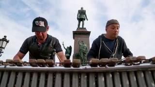 Хельсинки. Уличные музыканты