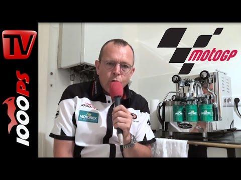 MotoGP Red Bull Ring 2016 | Ducati brennt | Marquez, Rossi