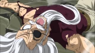 Natsu vs Master Hades English Sub