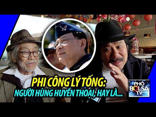 Phi công Lý Tống: Người hùng huyền thoại, hay là...