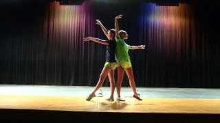 Beyond The Forests Edge Opening Choreography (horn line)