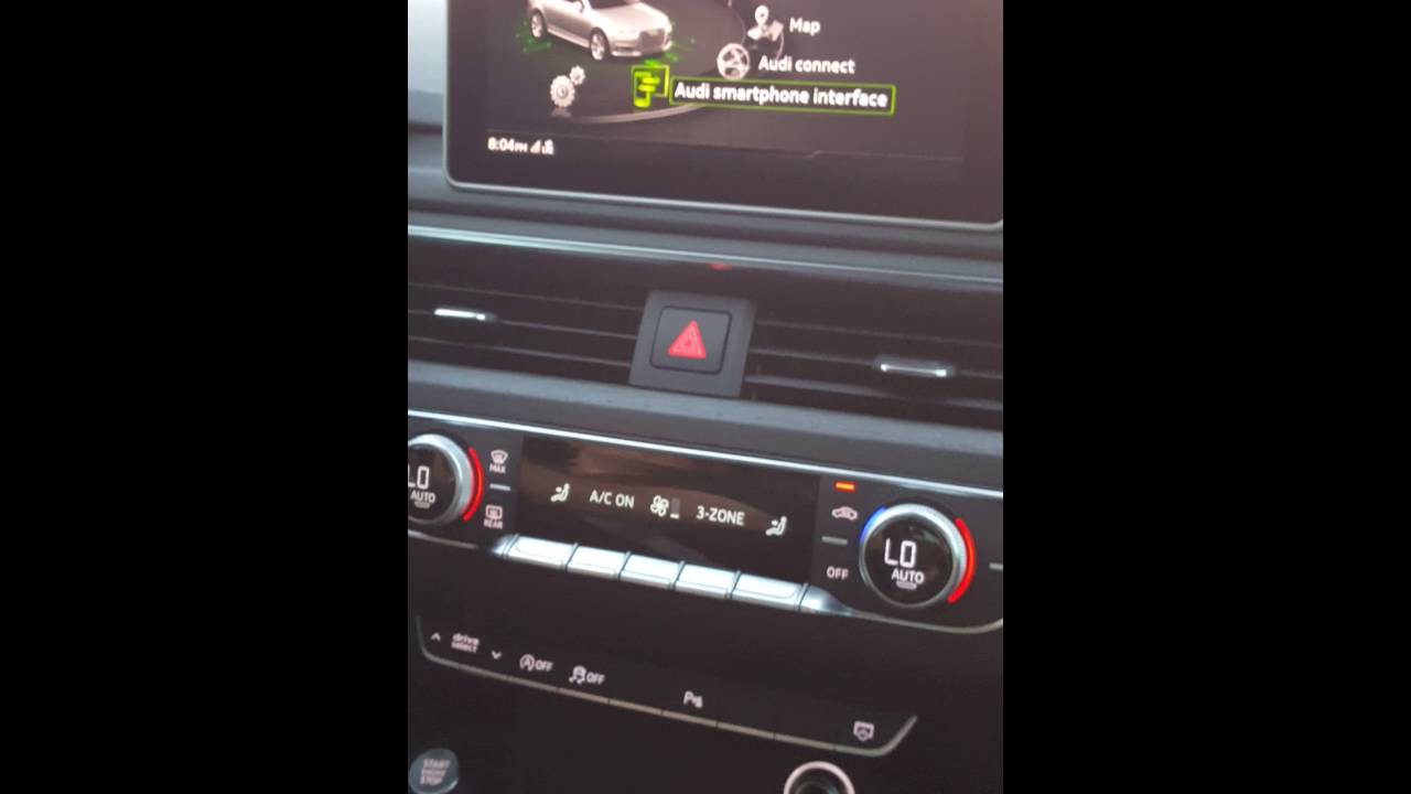 Audi A Connection Issuesphone Will Not Connect To The Car - Audi connection