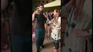 Taimur Jamshed at MuslimFest 2018