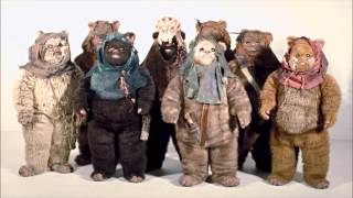 Star Wars: Ewok  Celebration song