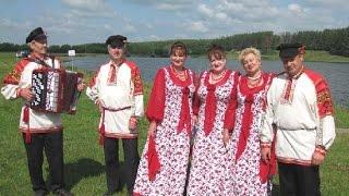 �������� ���� Попурри на русские народные песни ������