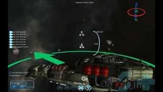 Void Destroyer - Command Mode Demo