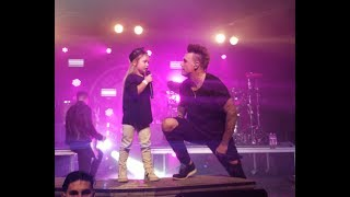 Papa Roach - Traumatic (With Jacoby's Son) - 01/18/2019 - Sacramento, CA - Ace Of Spades
