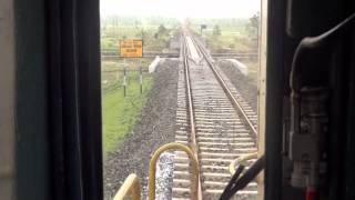 IRFCA Driver View WDM2A Loco Ride leading Dekargaon - Naharlagun Passenger thumbnail