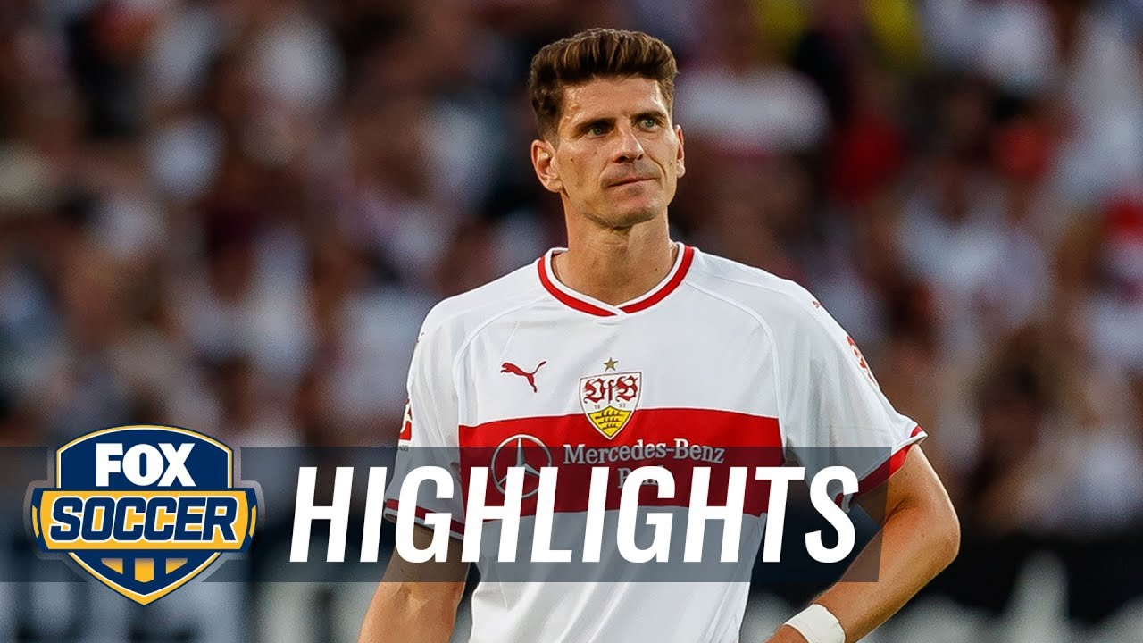 Watch each of Mario Gomez's goals versus SC Freiburg | 2018-19 Bundesliga Highlights