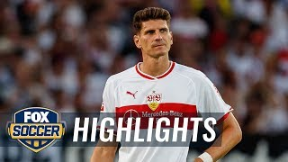Watch each of Mario Gomez's goals versus SC Freiburg | 2018-19 Bundesliga Highlights
