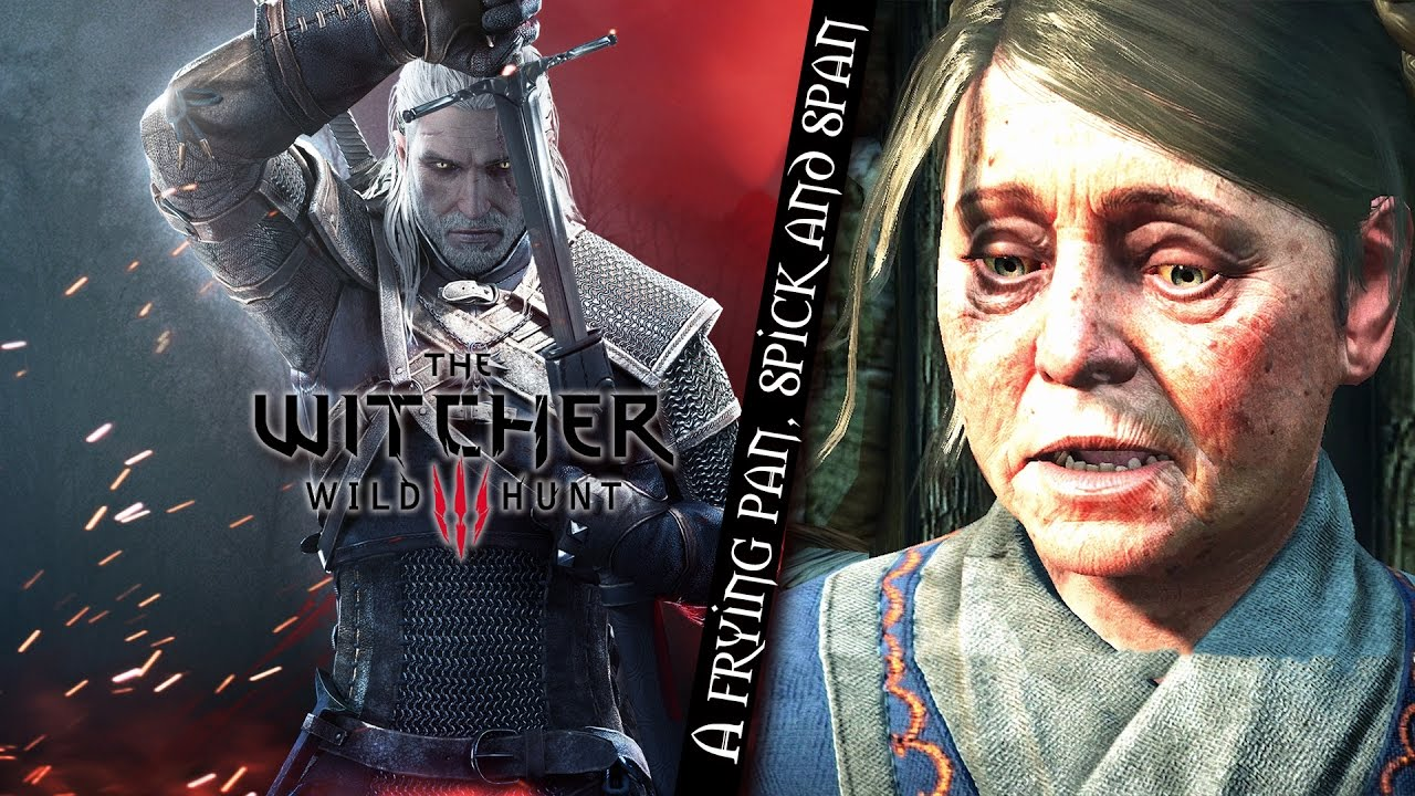 witcher 3 cracked monocle