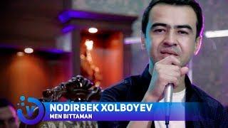 Nodirbek Xolboyev - Men bittaman   Нодирбек Холбоев - Мен биттаман (jonli ijro)