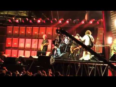 AC/DC- Shot Down in Flames, Live @ Domain...