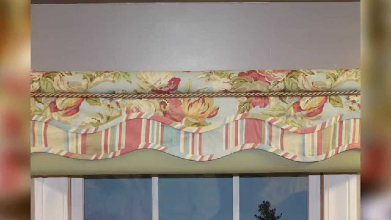 make youtube how to a cornice watch valance