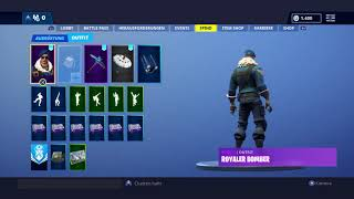 Fortnite: Royale Bomber Skin (Rare)