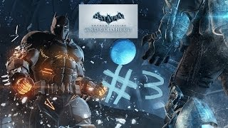 Batman Arkham Origins Cold, Cold Heart #3 XE Suit and Loose Lips...Again