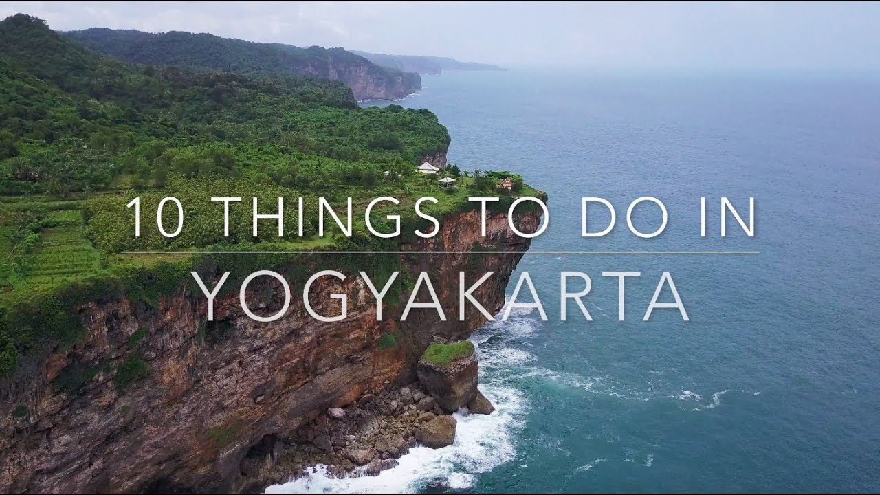 4k Top 10 Things To Do In Yogyakarta Indonesia Ft Amanjiwo