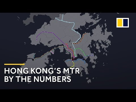 Hong Kong's MTR by the numbers Mp3