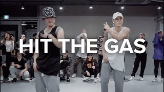 Hit The Gas - Raven Felix ft. Snoop Dogg, Nef The Pharaoh / Austin X Shawn Choreography