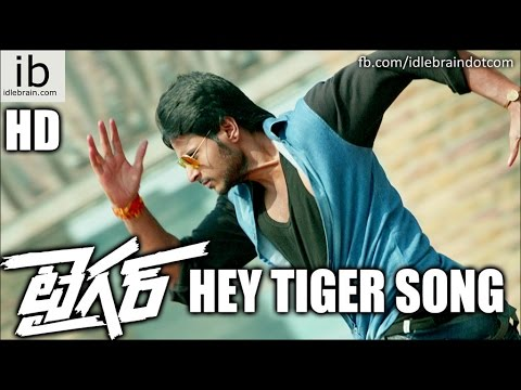 Sundeep Kishan's Tiger Hey Tiger song - idlebrain.com