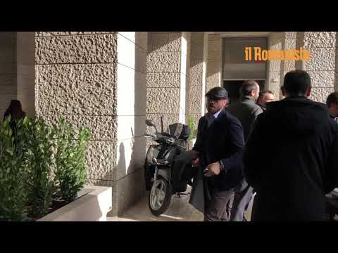Petrachi nella sede della Roma: all'Eur anche gli advisor di Friedkin