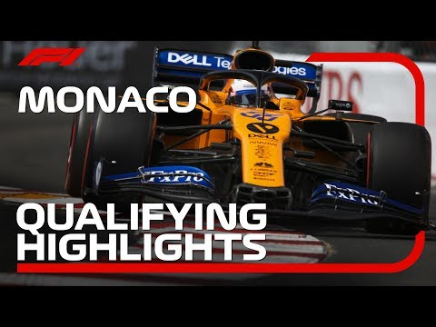 2019 Monaco Grand Prix: Qualifying Highlights