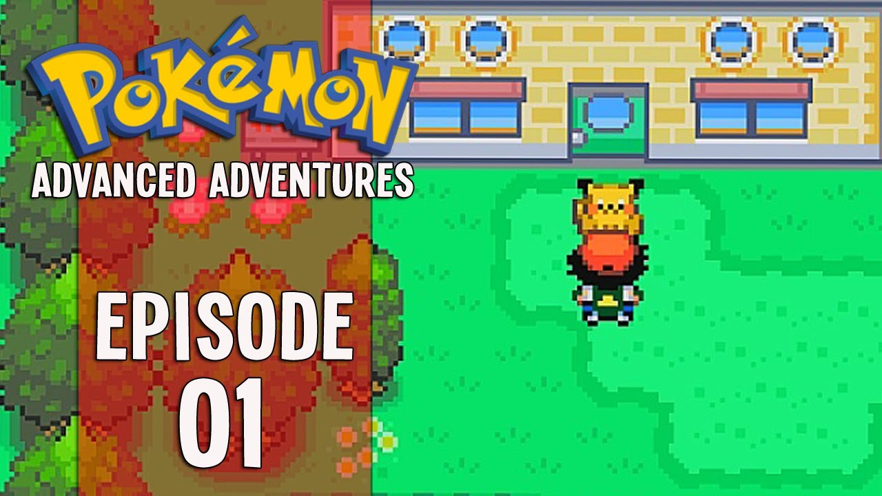 Pok 233 Mon Advanced Adventures Let S Play W Thekingnappy