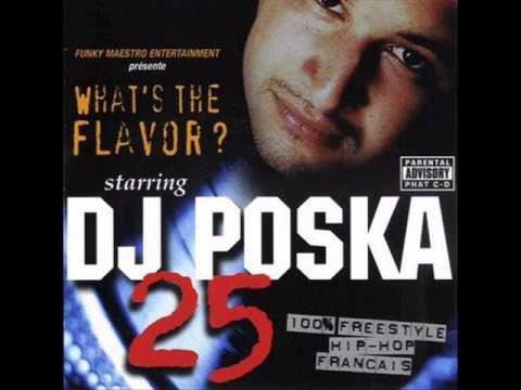 DJ Poska - What's The Flavor #33 Hip Hop Bizness