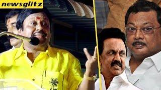 அண்ணானு சொன்னா tention ஆகுறாரு : Ramarajan funny comment over Stalin | Latest Speech