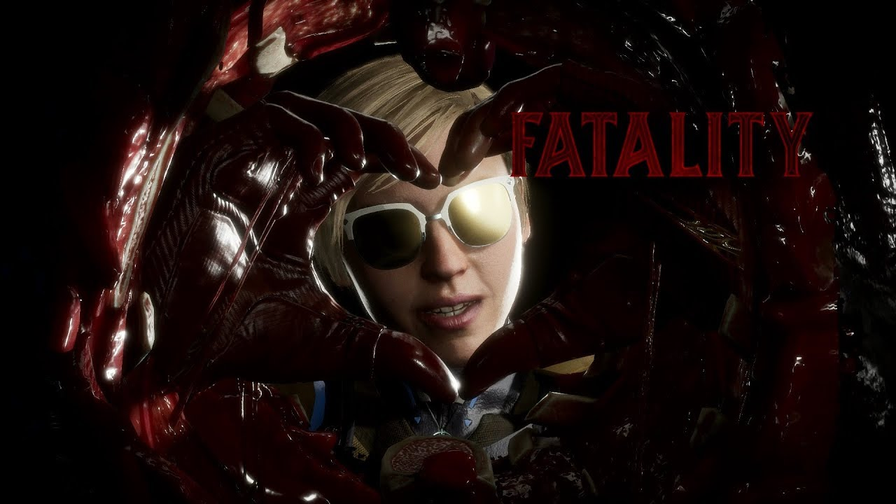 Cassie Cages Mortal Kombat X Fatality Is the Greatest