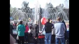 На день города(13 октября 2012 года в городе Орджоникидзе Днепропетровской обл., 2012-10-15T11:30:31.000Z)