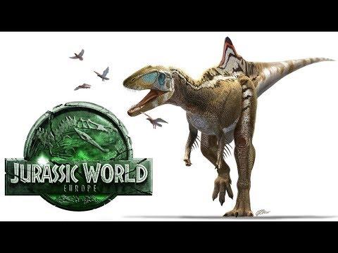 Jurassic World: Europe (Evolution DLC Idea Series)