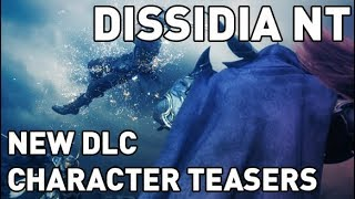 Dissidia Final Fantasy NT: New Teasers for DLC Characters & Story