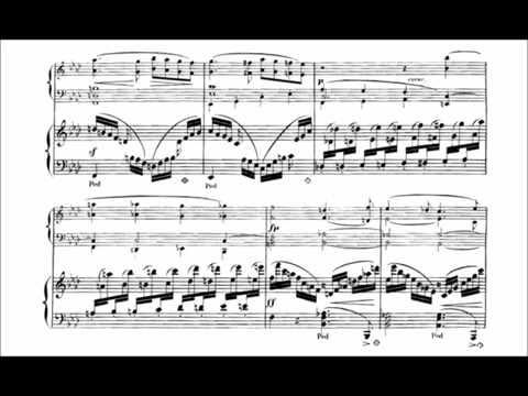 Josef Gabriel Rheinberger - Piano Concerto Op. 94 (audio + sheet music)