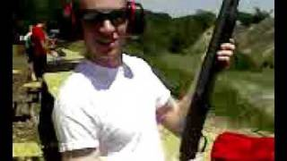 JP and his Mosseberg 590 ShotGun