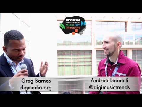 SXSW 2014: Greg Barnes, General Counsel at DIMA - Digital Media Association