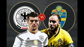 Live Germany VS Sweden Match |World Cup 2018|Football Live Score| Goals with MiKi TV