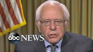 Sanders: New York Voters 'Deserve' Another Debate