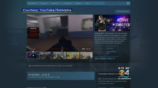 """PayPal Move Blocks Sales Of Controversial """"Active Shooter"""" Video Game"""