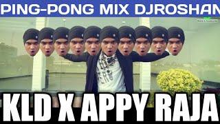 K L D x APPY RAJA    NEW CG R∆P 2K18   ping-pong remix song video