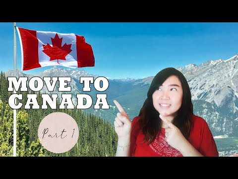 PART 1 - CARA PINDAH KANADA (HOW TO MOVE TO CANADA) - [ENG SUBTITLE]