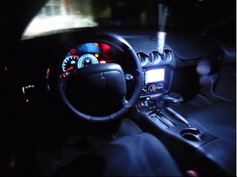 Custom Interior Led Swap In Car 1998 Pontiac Firebird Formula Ls1 Youtube