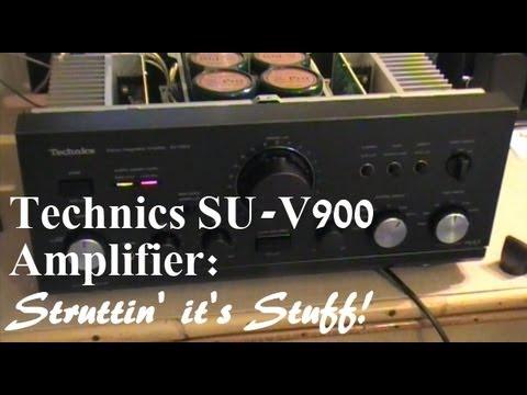 Усилитель technics su-v900 отзывы